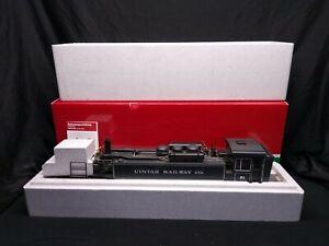 LGB 20882 Uintah 2-6-6-2 Mallet  Locomotive #51 with sound/smoke