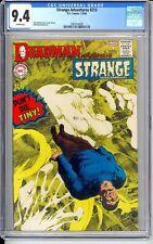 STRANGE ADVENTURES #213  CGC  9.4  NM  NEAL ADAMS!  SUPER BRIGHT WHITE PAGES!