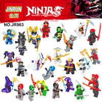 Spielzeug Figur Phantom Ninja Spielzeug Geschenk Militär Soldaten 24PCS