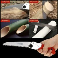 Foldable Portable Manual Pruning Saw with Anti-slip Handle Outdoor Gardening