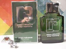 PACO RABANNE POUR HOMME EDT SPRAY / SPLASH 6.8 OZ / 200 ML SEALED IN BOX