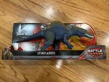 Jurassic World Battle Damage Spinosaurus Walmart Exclusive In Hand