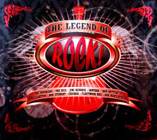 The Legend Of Rock! 2 CD Set UK Import 2008