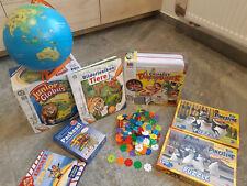 Spiele Spielzeug Kinder 4 bis 7 Jahre, 8 Stück, Tiptoi, MB