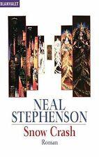Snow Crash: Roman von Stephenson, Neal | Buch | Zustand sehr gut