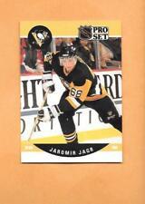 HOCKEY CARDS-90/91 PROSET JAROMIR JAGR ROOKIE CARD #632