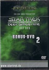 Star Trek Deep Space Nine Bonus DVD 2 FedCon NEU OVP