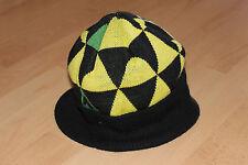 Quiksilver Wintermütze Mütze Beanie mit Schirm wie neu