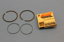 NOS YAMAHA YA6 3RD O/S 0.75 PISTON RING SET PART# 137-11610-30-00