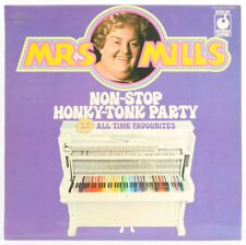 Mrs Mills, Non-Stop Honky-Tonk Party  Vinyl Record/LP *USED*