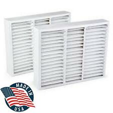 Filters Fast Brand 21x21.5x5 Perfect Fit BAYFTAH21M Compatible Filter 2 Pack Lot