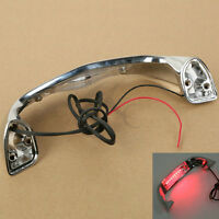 Chrome ABS Trunk Handle Light LED For Honda Goldwing GL 1800 01-17 12 13 14 15
