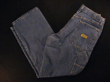 WRANGLER HERO Workwear Carpenter Men's Jeans 28 x 29 MEASURED Authentic Issue