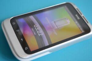 HTC Wildfire S - White (Unlocked) Smartphone (GRADE B)