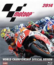 MOTOGP 2014 DVD. MARC MARQUEZ WORLD CHAMPION. ROSSI. 215 Min App. DUKE 1927NV.