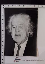 Photo MICHEL SIMON/tirage original/presse/argentique/uNIVERSAL/press photo/1972