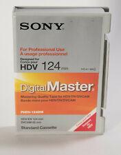 Sony PHDV-124DM 124 Minute Digital Master Videocassette