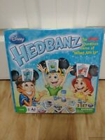 NEW FACTORY SEALED DISNEY HEDBANZ BOARD GAME SPIN MASTER HEADBANDS