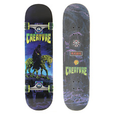 """Creature Skateboards Corpse Horse 8.37"""" Cold Press Pro Complete Independent Reds"""