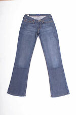PEPE JEANS  London TO FIT LADIES FADED BLUE DENIM JEANS BOOTCUT W26 L31 UK8 GOOD
