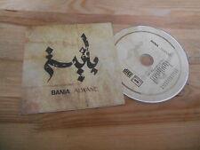 CD Ethno Bania - Alwane (13 Song) PRIVATE PRESS cb