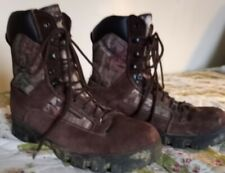 Texas Steer Kirit 3 600G 3M Thinsulate 13W Camouflage Hunting Ankle Boots 600 G