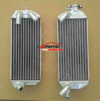 ALUMINUM RADIATOR For SUZUKI DRZ400E DRZ400 DRZ 400E MODEL K2/K3/K4 2002-2007