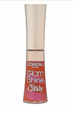 L'OREAL GLAM SHINE MISS CANDY LIP GLOSS SHADE 705 STRAWBERRY LICORICE