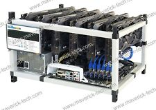 BITCOIN MINING RIG - FRAME only, ETHEREUM, ETC, BTC, CRYPTO CURRENCY MINER