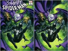 SYMBIOTE SPIDER-MAN 1 Clayton Crain VARIANTS MegaCon ED RARE w COAS LTD 600 SETS