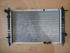 Radiator Daewoo Matiz Manual 99-04 Straight Bottom Genuine HCC Made In Korea