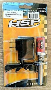 Redcat 80101-Pro Glow Plug Igniter Charger 1800 Battery Glo Starter Ignitor Hsp