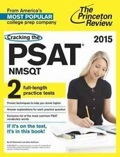 Cracking the PSAT/NMSQT with 2 Practice Tests, 2015 Edition by Princeton...