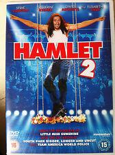 Steve Coogan Elisabeth Shue HAMLET 2 ~ Culto High School Musical Comedia GB DVD
