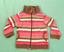 Gestreifte Baby-Jacken, - Mäntel & -Schneeanzüge für Mädchen aus 100% Baumwolle
