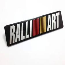 Ralliart Logo sticker Decal Emblem Badge For Lancer ASX Outlander Evo Ralliart