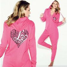 Pink Lipsy All-In-one with applique heart design by Avon - Size 14-16, new, BNIB