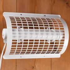 45W Tube Room Heater with Safety Cover (Wall Mountable in Cupboard, Bedrooms)
