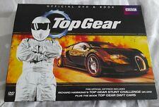 Top Gear Stunt Challenge Official DVD & Daft Cars Book Stig, Hammond Boxed Set