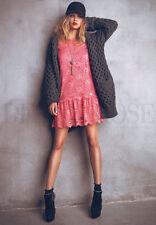 DENNY ROSE ABITO vestito pizzo art. 51dr11011 CORALLO tg.40 e 46 introvabile