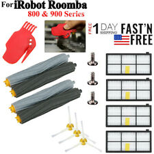 For iRobot Vacuum Cleaner Filter Kit Roomba 800 900 Series Replacement Accessor
