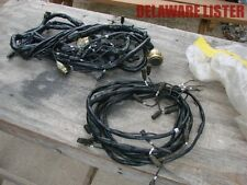 US Military Army Truck Vehicle Jeep M151A2 Complete Wiring Harness RARE NOS New