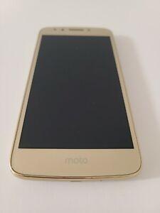 Motorola Moto E4 | XT-1765 | 4TH GEN (T-Mobile) - Gold - Used Smartphone