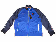 Polo Sport Ralph Lauren Thermovent Royal Blue Rugby Jacket Training Coat XXL 2XL