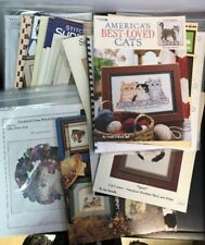 Cross Stitch Patterns/Booklets: Cats And Kittens !