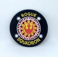 Star Wars Rogue Squadron Iron on Sew on Embroidered Patch