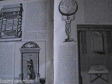 Nicholas Grollier Serviere Military Genius Maths Clock Inventor Old Article 1896