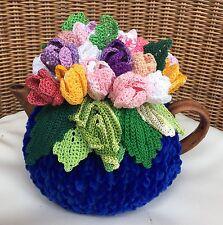NEW  Handmade Tea Cozy Queens Garden from Ukrainian Designer