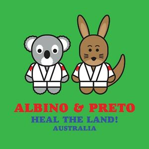 Albino and Preto AP A&P Heal the Land T-Shirt ***Brand New***