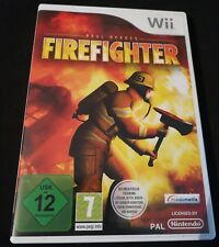 WII FIREFIGHTERS